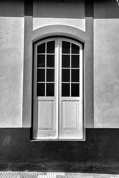 Hoge deur van Jan Brons