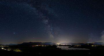 Panorama Melkweg van W.Schriebl PixelArts