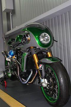 Kawasaki Z900RS van Marvin Taschik