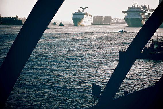 cruise ships  van Jan Klomp