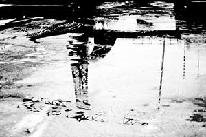 Amsterdam op ijs II van