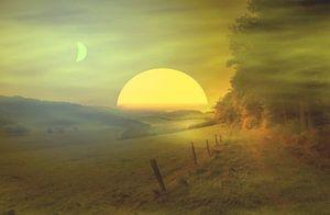 Morgengrauen van Vera Laake