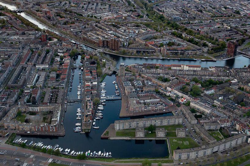 Historisch Rotterdam van Roy Poots