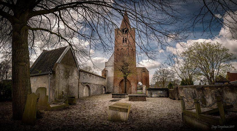 Romboutstoren, Andel van Jaap Tempelman