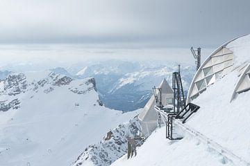 Zugspitze, Oostenrijk van