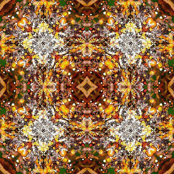 Golden Brown van Frans Blok