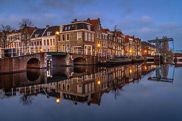 Leiden in Lockdown: Utrechtse Veer van Carla Matthee