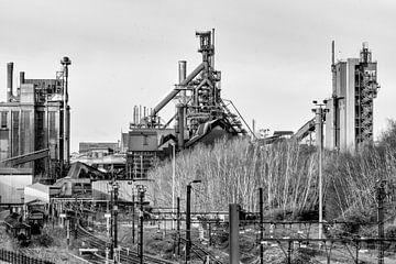 Einde van de Luikse metaalindustrie van Marianne Dirix