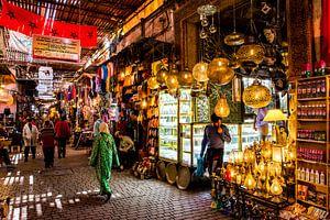 Arabische markt