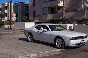 Dodge Challenger musclecar