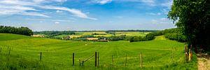 Limburgs landschap nabij Landgoed Karsveld