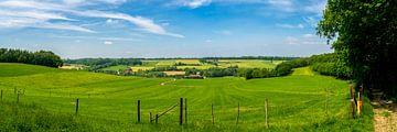 Limburgs landschap nabij Landgoed Karsveld von Teun Ruijters