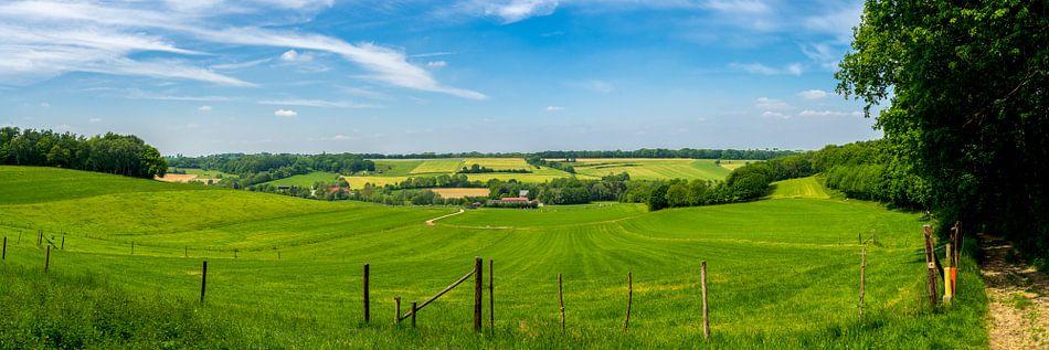 Limburgs landschap nabij Landgoed Karsveld van Teun Ruijters