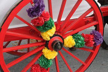 Feest, Fiesta, Party van Yvonne de Waal Malefijt