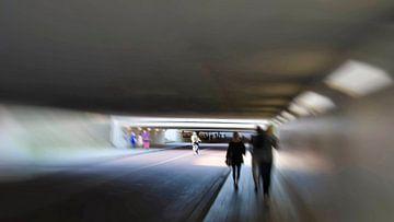 Tunnel Eindhoven van Karin Stuurman