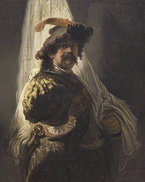 Der Fahnenträger, Willem Drost