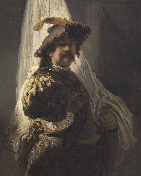 Der Fahnenträger, Willem Drost von Meesterlijcke Meesters