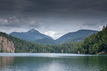 Hechtsee, Kufstein, Tirol, Oostenrijk, Europa van Torsten Krüger