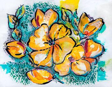 Die Blumen sagen von Ariadna de Raadt