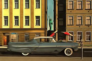 Chevrolette Impala in New York