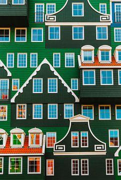 Zaanse-Architektur von Maikel Claassen Fotografie