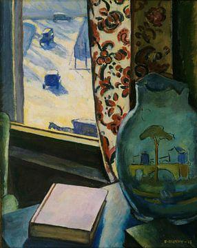 Samuel Halpert-Durch das Fenster