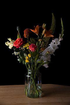 Bloemen meesters van Greetje Heemskerk