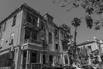 Bauhaus Architectuur in Tel Aviv van Bart van Lier