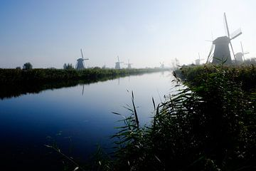 Kinderdijk 5 van Ewald Verholt