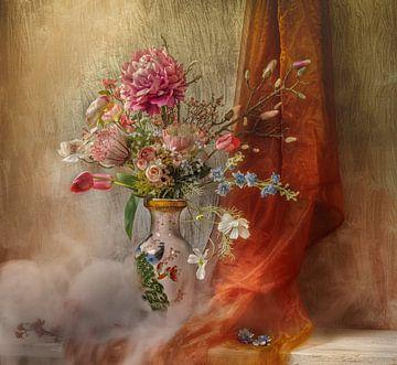 Nature morte fleur sur Ilona Swinkels