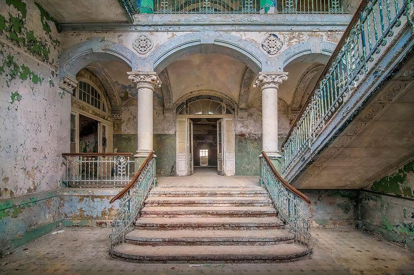 Stairs to heaven von Frans Nijland