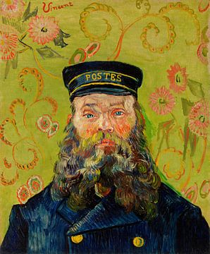 De postbode (Joseph Roulin), Vincent Van Gogh van