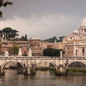 Rom Vatikan von Joram Janssen
