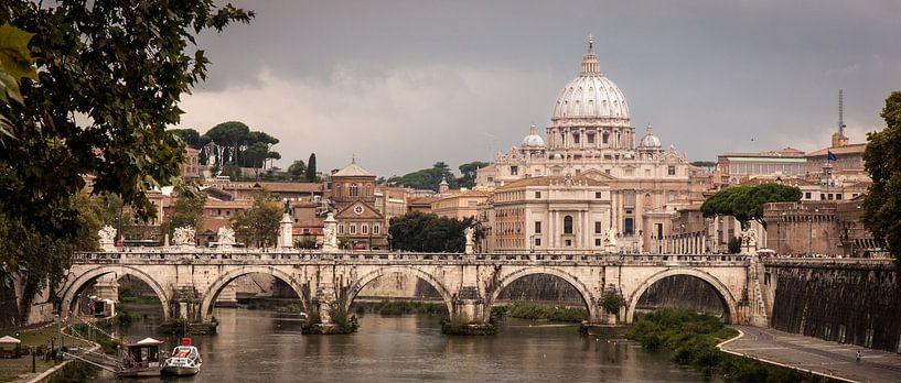 Rome Vaticaan van Joram Janssen