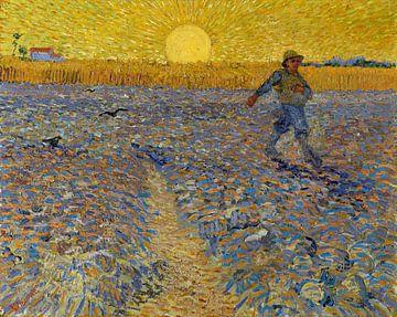 Der Sämann, Vincent van Gogh.