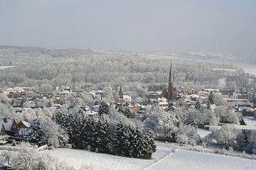winter in Vaals van Tom Meijer