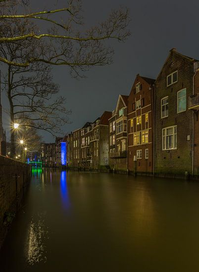 Historical Dordrecht by Night - Voorstraatshaven