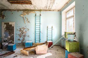 Verlaten Ziekenhuis 126.