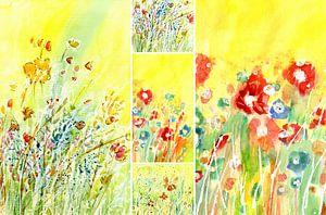 fröhliche Sommerzeit - vrolijke zomertijd