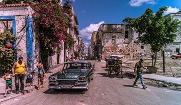 Straten van Havana von Natascha Friesen Baggen