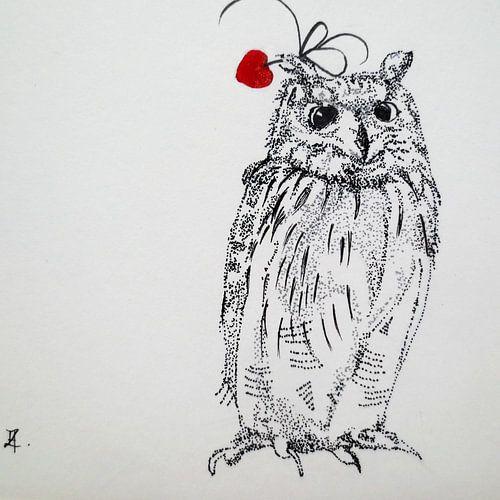 HeartFlow Owl von