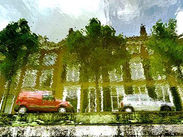 Urban Reflections 88 van MoArt (Maurice Heuts)
