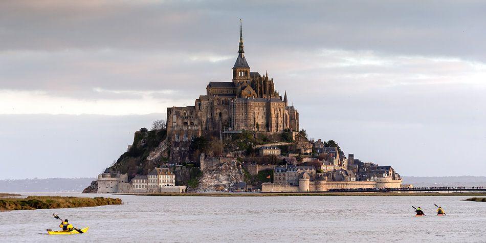 Mont Saint Michel van Menno Schaefer