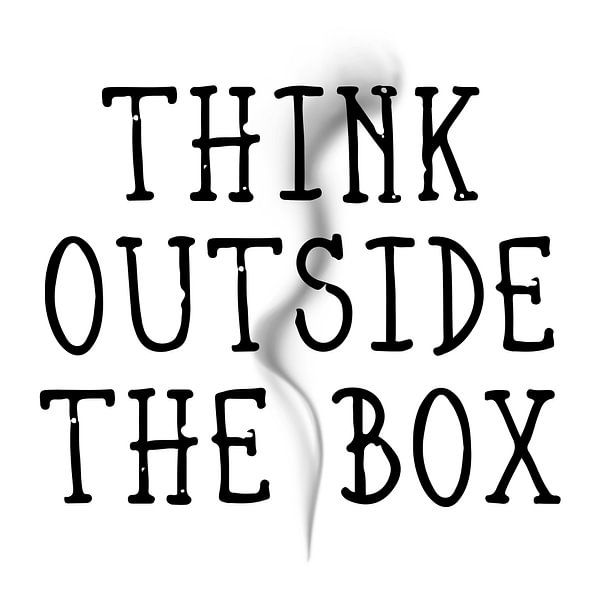 Think Outside the Box  van Melanie Viola