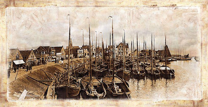 Haven Oud Volendam van Dutch Art