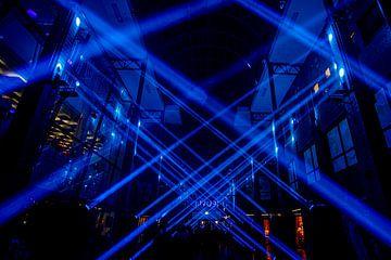 Glow 2019 - Lichtbundels - Eindhoven