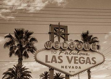 Nostalgisch Las Vegas van Dirk Jan Kralt