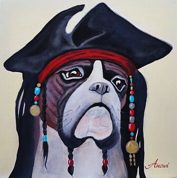 Hond van Iwona Sdunek alias ANOWI