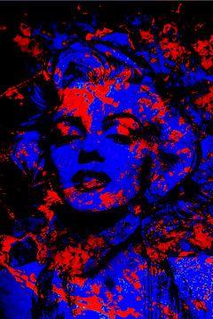 Blue Velvet von Alice Berkien-van Mil
