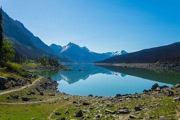 Medicine Lake von Eline Huizenga